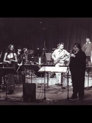 Kölner Philharmonie mit dem Bundesjazzorchester LTG Peter Herbolzheimer