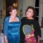 Konzert mit Frau Tomova Sintow
